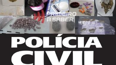 Photo of Polícia Civil prende autores de tráfico em Viçosa