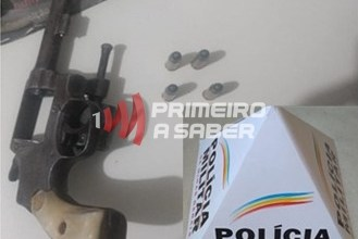 Photo of Homem é preso e adolescente apreendido com arma em Cajuri