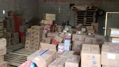 Photo of Homem é preso com quase 4 toneladas de produtos roubados em Ervália