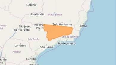 Photo of Inmet emite alerta de perigo para chuvas intensas em Viçosa e outras 12 cidades da região