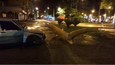 Photo of Homem embriagado provoca acidente em Ponte Nova