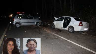 Photo of Mãe e filha morrem em acidente em Teixeiras