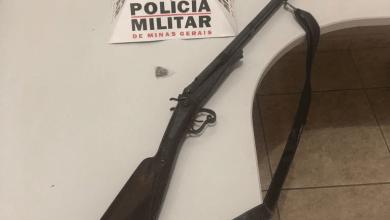 Photo of Arma de fogo é apreendida em Ubá