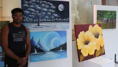 Photo of Programa Marcelo Andrade recebe exposição 'Arte em Inspiração'