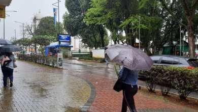 Photo of Chuvas continuam durante a semana nas cidades da Zona da Mata