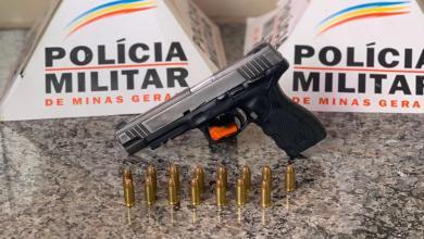 Photo of Foragido da Justiça é preso com arma e munições no Santo Antônio