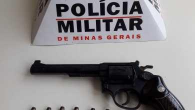 Photo of Homem é preso com arma em Canaã