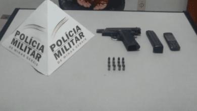 Photo of Homem é preso com arma em Visconde do Rio Branco