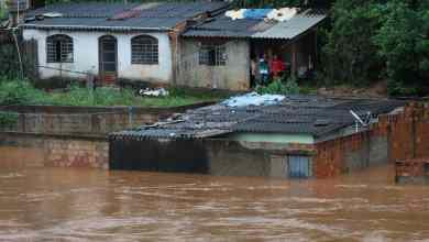 Photo of Sobe para 101 número de cidades mineiras em situação de emergência após chuvas
