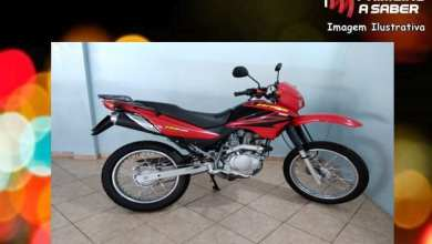 Photo of Dupla de ladrões rouba motocicleta na BR-120, em Teixeiras