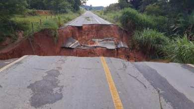Photo of Zona da Mata é a região de MG com mais ocorrências em rodovias em decorrência das chuvas