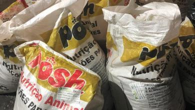 Foto de 70 kg de maconha são apreendidos em Ponte Nova; droga estava escondida em sacos de ração para peixe