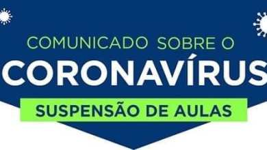 Photo of Prefeitura de Teixeiras suspende aulas na rede municipal