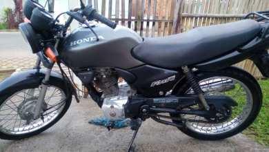 Photo of Motocicleta roubada em Ervália é recuperada em Canaã