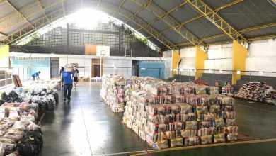 Photo of Prefeitura de Viçosa e comunidade se unem em campanha de arrecadação de cestas básicas