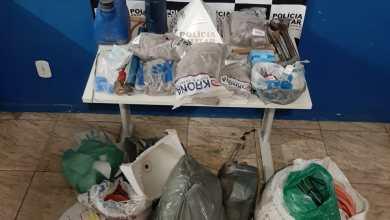 Photo of Duas pessoas são presas ao tentarem furtar materiais de obra em Ponte Nova