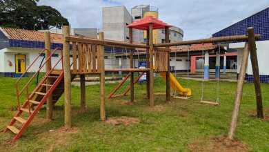 Photo of Prefeitura inicia construção de parquinhos em 17 escolas e creches do município