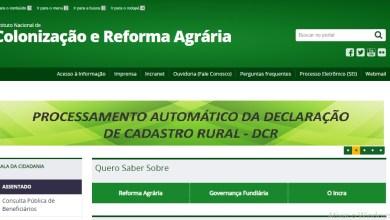 Foto de Confira a lista de produtores rurais que deverão comparecer a Prefeitura de São Miguel do Anta para o recadastramento do INCRA