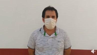 Foto de 1º caso de COVID-19 é confirmado em São Geraldo