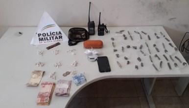 Photo of homem é preso com drogas no Primavera em Ubá