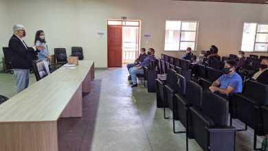 Photo of Novos membros do Conselho Consultivo do Parque do Cristo tomam posse