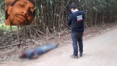 Foto de Homem é morto a tiros no Marreco