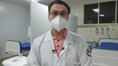 Foto de Hospital Nossa Senhora das Dores em Ponte Nova registra primeiro óbito por COVID-19 na região