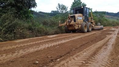 Foto de Prefeitura de Viçosa realiza obras de melhoria em 150 km de estradas rurais