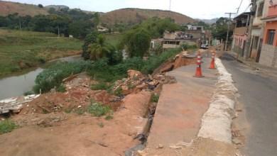 Photo of Muriaé inicia processo licitatório para construção de muro de contenção no Bairro Encoberta