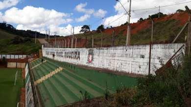 Foto de Cobertura da arquibancada de estádio em São Miguel do Anta será construída