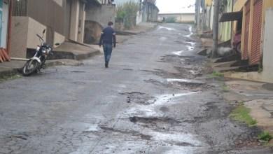 Photo of Obras de pavimentação na Rua Pe. Horácio Borges, no Santa Clara iniciam-se nesta terça (28)