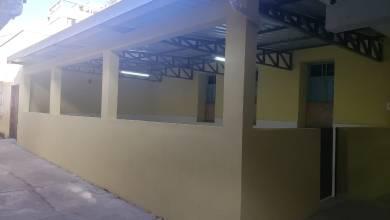 Photo of Ampliação do refeitório da Escola Municipal Ministro Edmundo Lins é finalizado