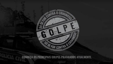 Photo of Polícia Civil lança cartilha virtual com dicas de prevenção contra golpes