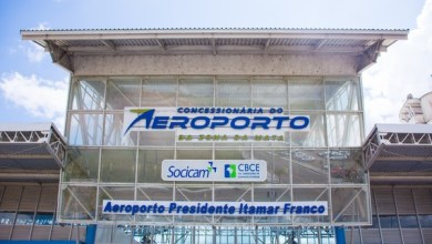 Photo of Aeroporto Presidente Itamar Franco vai voltar a ter voos da Azul entre Juiz de Fora e Campinas a partir de agosto