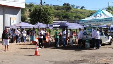 Photo of Feira livre volta a funcionar a partir de domingo em Muriaé