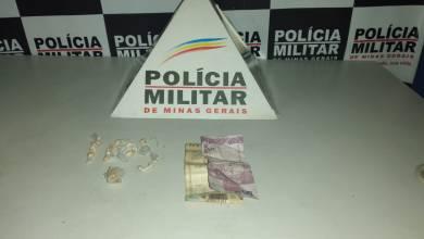 Photo of PM apreende drogas no Bairro Dalvo de Oliveira em Ponte Nova