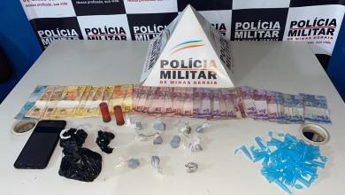 Photo of Homem é preso com drogas no Triângulo em Ponte Nova