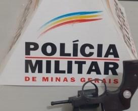Photo of Homem com passagens por homicídio é preso com arma em Ervália