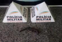 Photo of PM apreende arma de fogo no Novo Silvestre