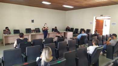 Foto de Reunião com donos de bares em Viçosa esclarece sobre reabertura