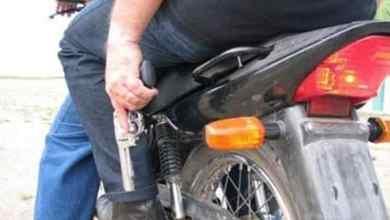 Foto de Motocicleta é roubada no Siriquite em Viçosa