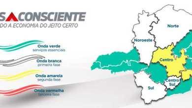 Foto de Minas Consciente: microrregião de Viçosa continua na onda verde