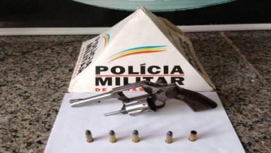 Foto de Jovem é baleado ao manusear arma em Viçosa