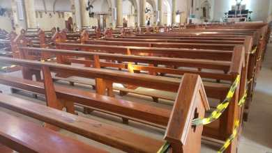 Foto de Decreto sobre realização de cerimônias religiosas em Viçosa é alterado