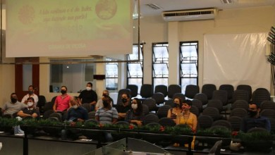 Foto de Vereadores eleitos participam de reunião na Câmara Municipal de Viçosa
