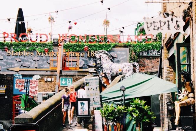 Camden Town - Proud Wonderland