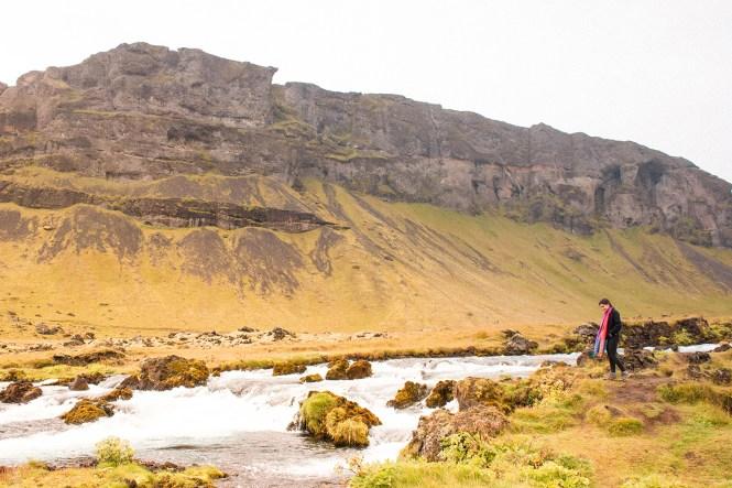 cachoeiras da Islândia