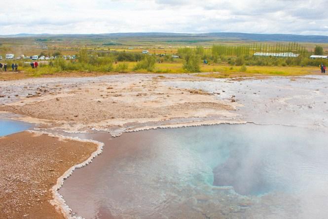 Geyser - Golden Circle Iceland 2