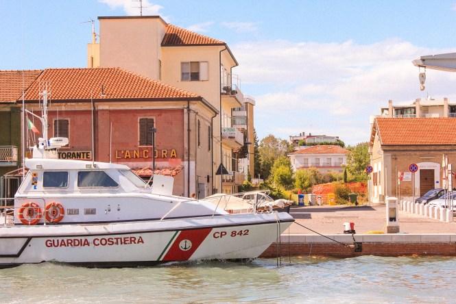Marina de Rimini, itália