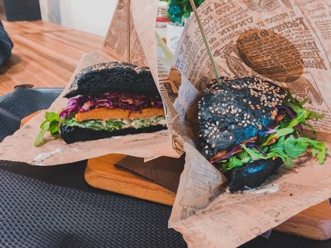 Organic Garden - Liubliana - Onde comer